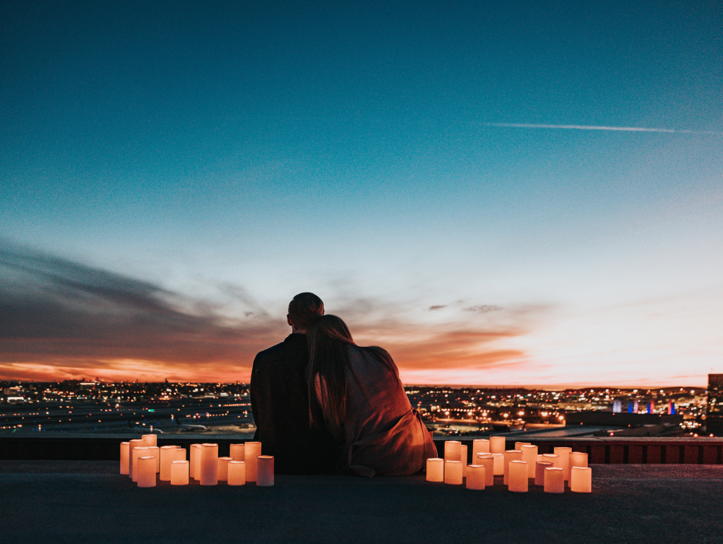 вопросы для влюблённых
